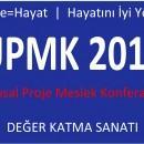 Ulusal Proje Meslek Konferansı'na Davetlisiniz!