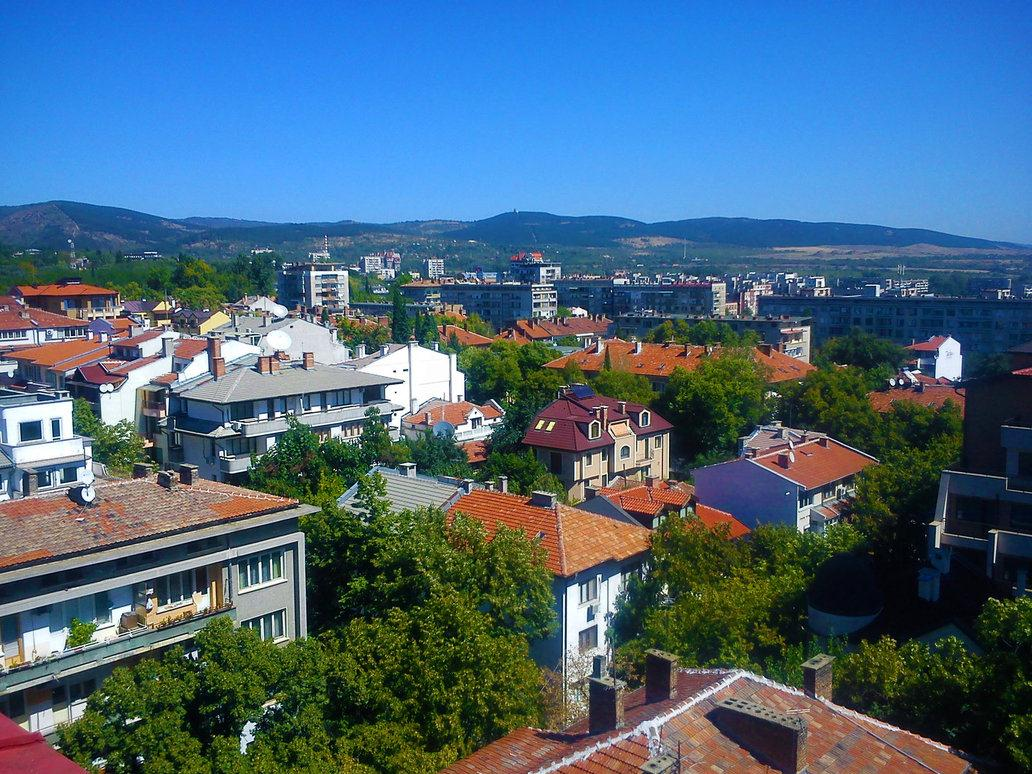 Стара загора болгария