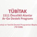 1511 Programı Kapsamında 21 Yeni Çağrı