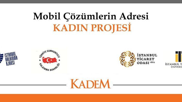 Mobil Çözümlerin Adresi: Kadın Projesi Katılımcılarını Arıyor!