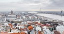 Letonya Riga Şehrinde Avrupa Gönüllü Hizmeti