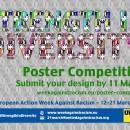 """""""Irkçılıkla Mücadele"""" Poster Yarışması"""