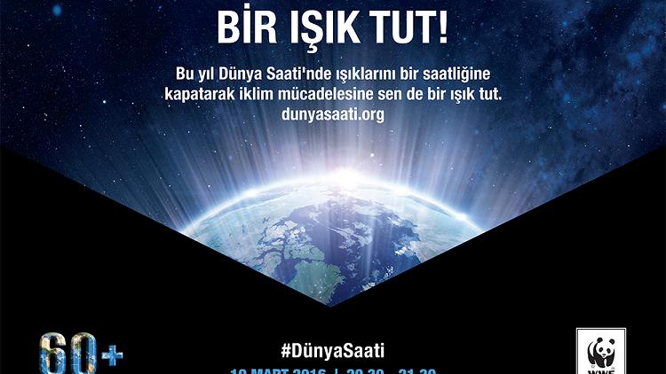 İklim Mücadelesine BİR IŞIK TUT!