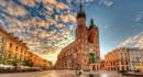 Polonya Krakow'da Avrupa Gönüllü Hizmeti