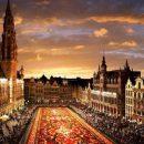 Belçika Brüksel Avrupa Gönüllü Hizmeti