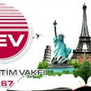 TEV Yurt Dışı Yüksek Lisans Bursları