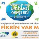 SOGLA Genç Sosyal Girişimcileri Anadolu'da da Yetiştirmeye Başlıyor!