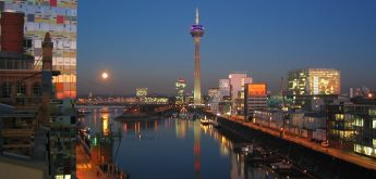 Almanya Düsseldorf Erasmus+ Semineri