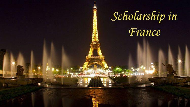 Fransa'da Uluslararası Öğrenciler için Burs Programı