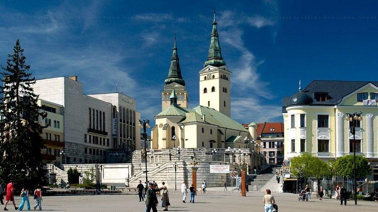 Slovakya Zilina 12 Ay Avrupa Gönüllü Hizmeti