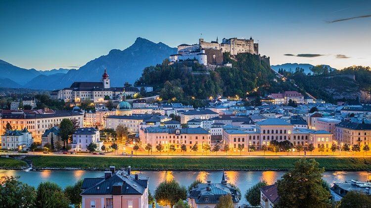 Avusturya Salzburg Avrupa Gönüllü Hizmeti