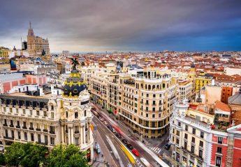 İspanya Madrid Avrupa Gönüllü Hizmeti