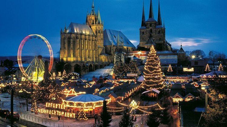 Almanya Erfurt 12 Ay Avrupa Gönüllü Hizmeti