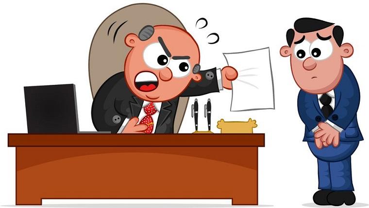 kötü patron ile ilgili görsel sonucu
