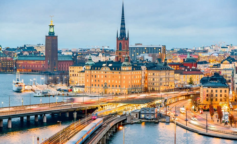 sweden-evs
