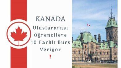 kanada-burs